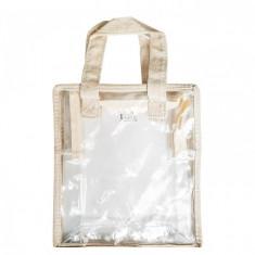 сумочка для косметики la'dor beige pouch with handle