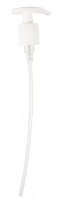 KAPOUS Насос-дозатор пластмассовый для флаконов 1000 мл, цвет натуральный (28/415)