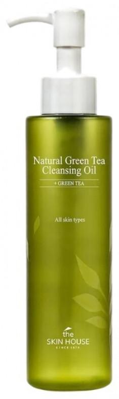 THE SKIN HOUSE Масло гидрофильное с экстрактом зеленого чая 150 мл