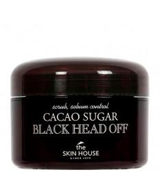 THE SKIN HOUSE Скраб с коричневым сахаром и какао против черных точек 50 г