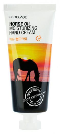 LEBELAGE Крем увлажняющий с лошадиным маслом для рук 100 мл
