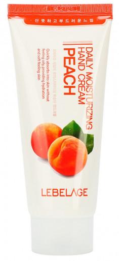 LEBELAGE Крем увлажняющий с экстрактом персика для рук 100 мл