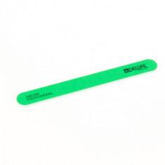 Dewal, Пилка Neon прямая, зеленая, 240/240