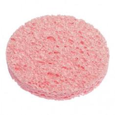 Dewal, Спонж для снятия макияжа, розовый, 3 шт.