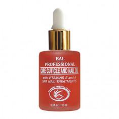 BAL Professional, Масло для кутикулы «Фрукты», 15 мл