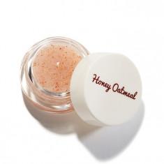 отшелушивающий скраб для губ с медом и овсяной мукой the saem honey oatmeal lip scrub