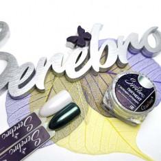 Serebro, Пигмент-втирка с зеленым отливом