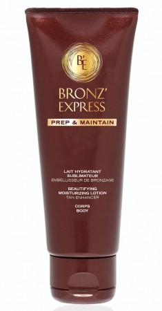 ACADEMIE Лосьон увлажняющий для тела / Bronz'express 200 мл