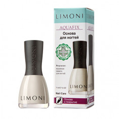 LIMONI, База для ногтей Aquafix, 7 мл