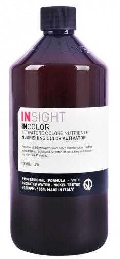 INSIGHT Активатор протеиновый 3% / INCOLOR 900 мл