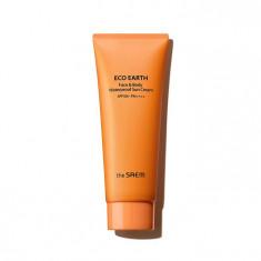 водостойкий солнцезащитный крем для лица и тела the saem eco earth face & body waterproof sun cream spf50+ pa++++