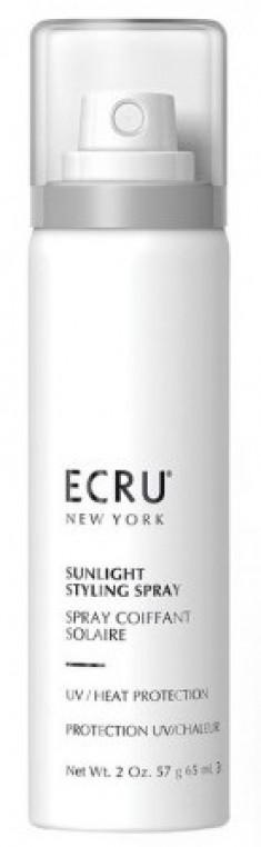 ECRU New York Лак сухой подвижной фиксации / Sunlight Styling Spray 65 мл