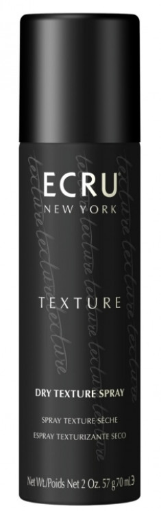 ECRU New York Спрей сухой текстурирующий / Dry Texture Spray ECRU 70 мл