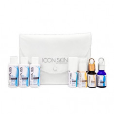 Icon Skin, Косметический набор «Совершенная кожа 360», travel size
