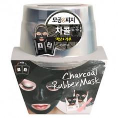 Альгинатная маска с древесным углем (пудра+активатор) Lindsay Charcoal Magic Mask 65г+6,5г