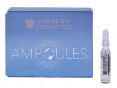 JANSSEN COSMETICS Концентрат сосудоукрепляющий для кожи с куперозом / AMPOULES 3*2 мл