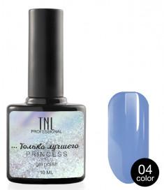 TNL PROFESSIONAL 04 гель-лак для ногтей / Princess color 10 мл