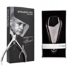 Staleks, кусачки профессиональные для кожи, exclusive, nx-10-11, 11 мм