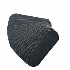 Maknails, сменные насадки для металлической педикюрной пилки, черные, 100 грит, 20 шт