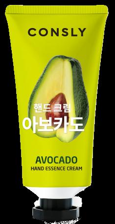 CONSLY Крем-сыворотка с экстрактом авокадо для рук 100 мл