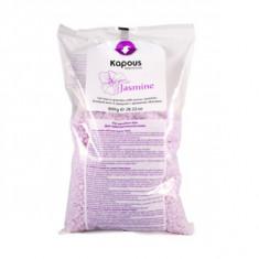 Гелевый воск с ароматом «Жасмин» в гранулах, 800 г (Kapous Professional)