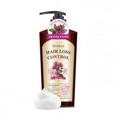 шампунь с экстрактом клевера от выпадения волос deoproce hair loss control shampoo