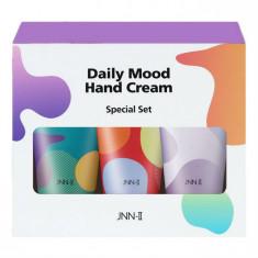 набор увлажняющих кремов для рук jungnani jnn-ii daily mood hand cream special set