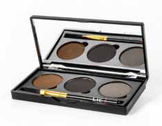 Набор теней для бровей Lic Professional eyebrow set 02 Big city