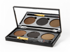 Набор теней для бровей Lic Professional eyebrow set 03 Mysterious forest