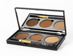 Набор теней для бровей Lic Professional eyebrow set 04 Relaxing beach