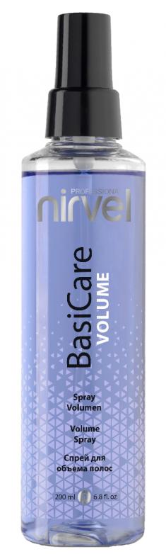 NIRVEL PROFESSIONAL Спрей для объема волос / VOLUME SPRAY 200 мл