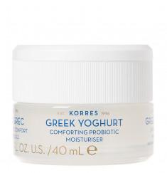KORRES Крем дневной успокаивающий и увлажняющий с пробиотиками и йогуртом для нормальной и комбинированной кожи 40 мл