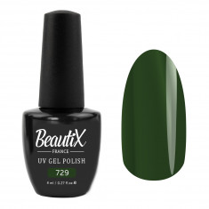 BEAUTIX 729 гель-лак для ногтей / LA SENSATION 8 мл
