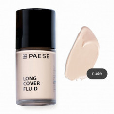 Тональный крем Paese Long Cover Fluid nude