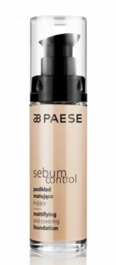 Тональный крем для комбинированной кожи Paese Sebum Control тон 401