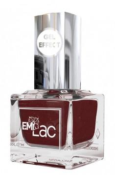 E.MI 124 лак ультрастойкий для ногтей, Ночь в Манхэттене / Gel Effect 9 мл