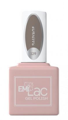E.MI 129 TGR гель-лак для ногтей, Соваж / E.MiLac 6 мл