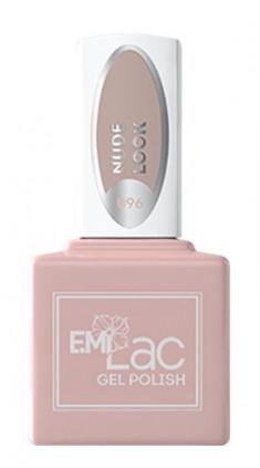 E.MI 096 SW гель-лак для ногтей, Нюд лук / E.MiLac 6 мл