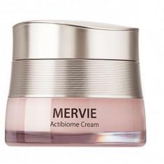 био-крем для лица с пробиотиками the saem mervie actibiome cream