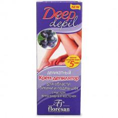 Флоресан Deep depil Крем-депилятор для области бикини и подмышек 50мл Floresan