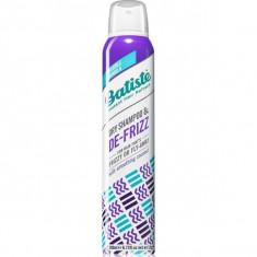 Batiste (Батист) сухой шампунь DE-FRIZZ для непослушных и вьющихся волос 200мл