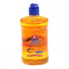 Luxus Средство для мытья посуды концентрат Чистая посуда Апельсин 600мл Luxus Professional