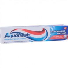 Аквафреш зубная паста 3+ Освежающе-Мятная 125мл AQUAFRESH