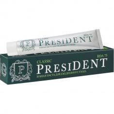 President Classic зубная паста 75мл