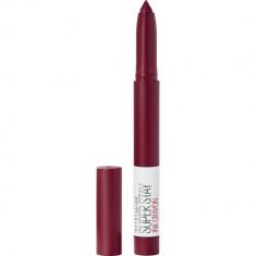 Maybelline Помада-стик для губ SuperStay Ink Crayon оттенок 55
