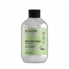 Ecolatier Urban Мицеллярная вода для снятия макияжа для чувствительной кожи цветок кактуса и алоэ вера 400мл