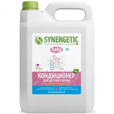 Synergetic Кондиционер для детского белья Нежное прикосновение 5000 мл