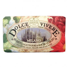 Мыло Нести Данте Dolce Vivera Милан 250г NESTI DANTE