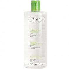 Урьяж очищающая мицеллярная вода для жирной и комбинированной кожи 500 мл Uriage