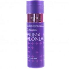 Estel Prima Blonde Бальзам серебристый для холодных оттенков блонд 200 мл